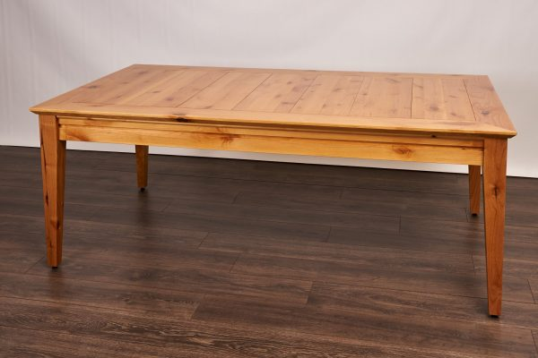 Uniquely Geek custom gaming table the Earl contemporary style customer table dining mode
