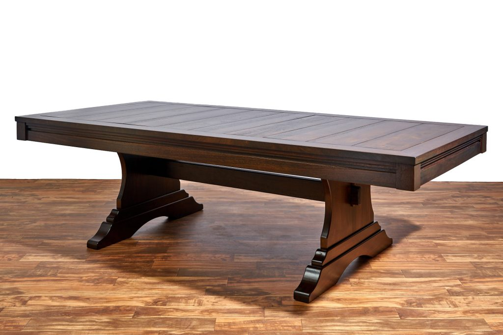 The Radcliffe Custom Gaming Trestle Table