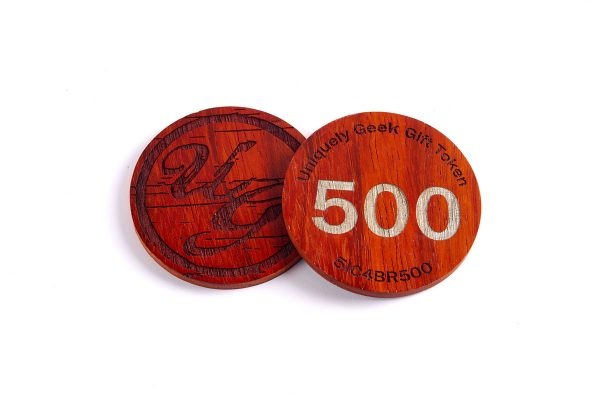 Uniquely Geek 500 Gift Token