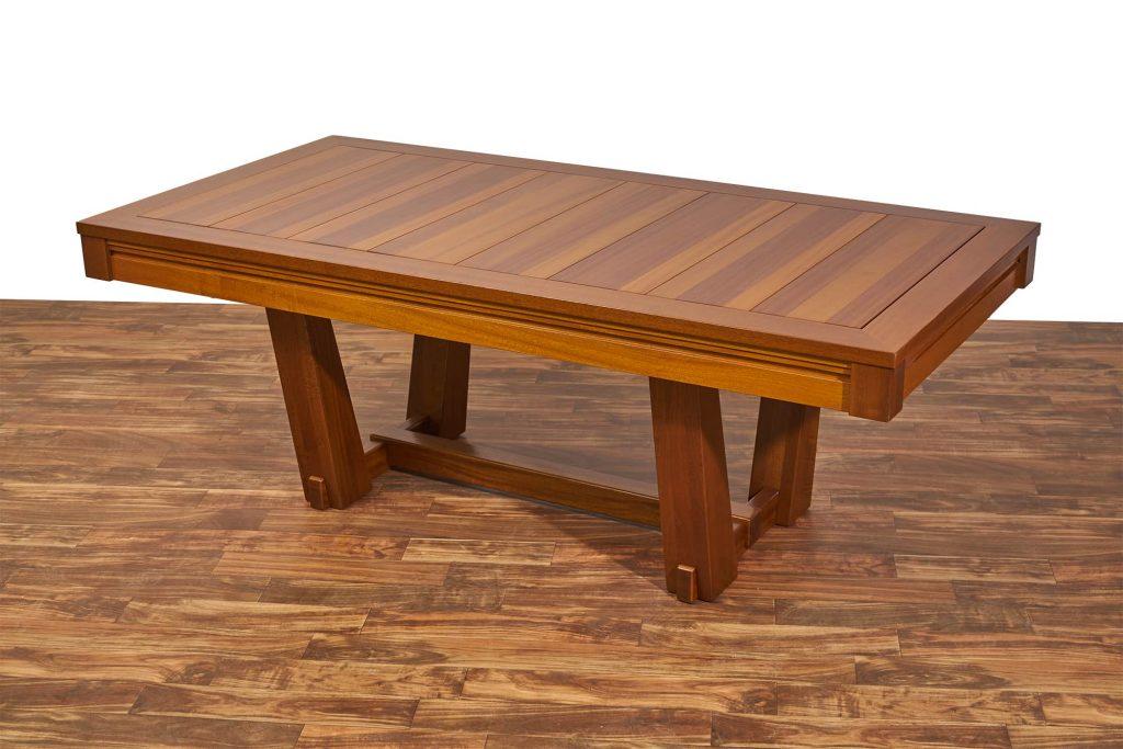 Radcliffe modern custom board game table